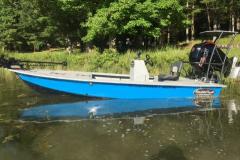 16ft Flats Boat #3