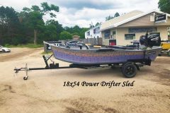 18x54 Power Drifter Sled #64
