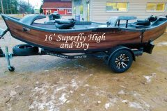 16ft SuperFly High and Dry