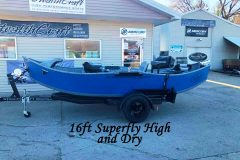 16ft Superfly High and Dry #37