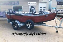 16ft Superfly High and Dry #30