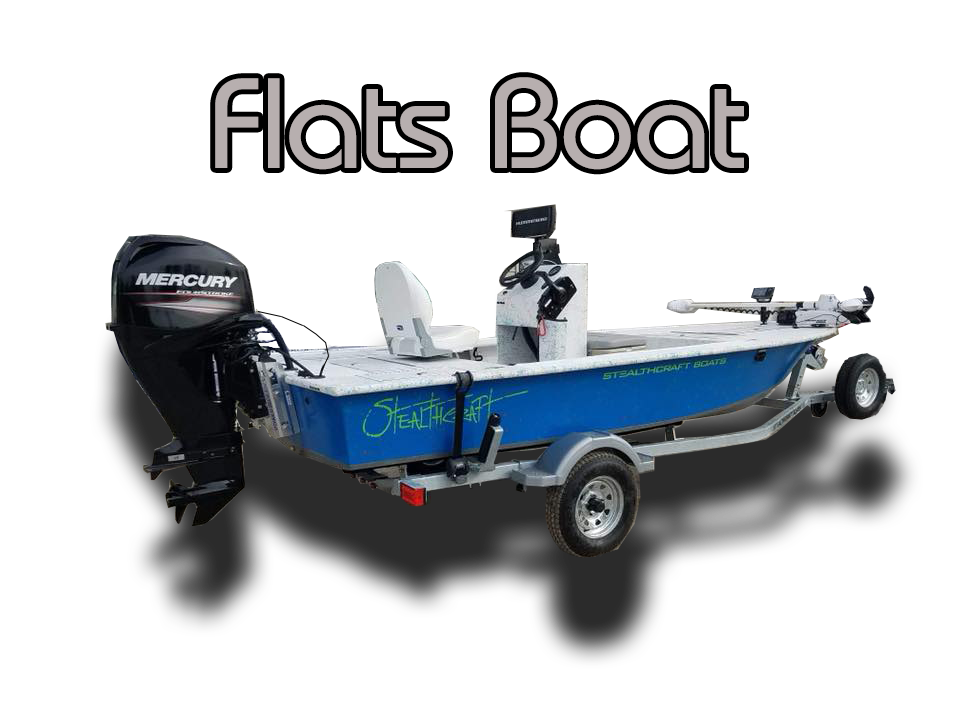 Flats Boat Stealth Craft Boats